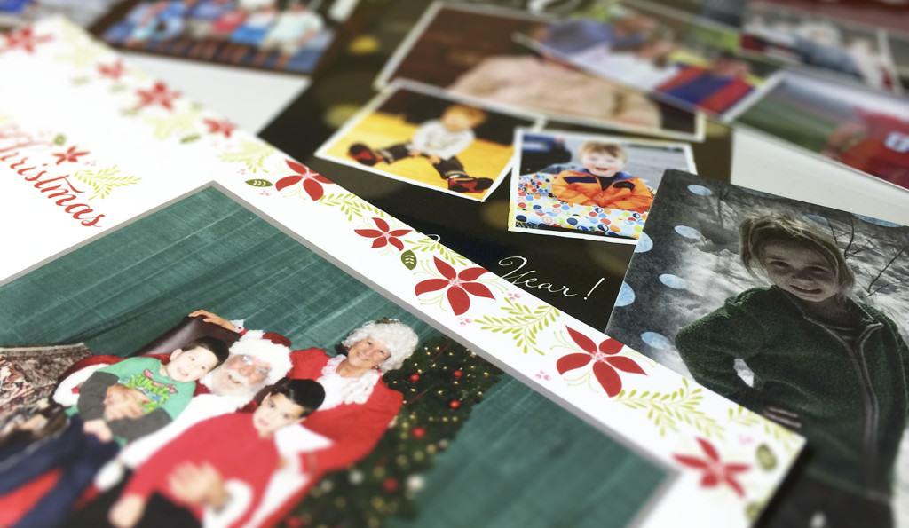Bad Holiday Cards
