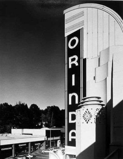 Orinda Movie theater